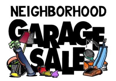 Lowry Hill Neighborhood Garage Sale